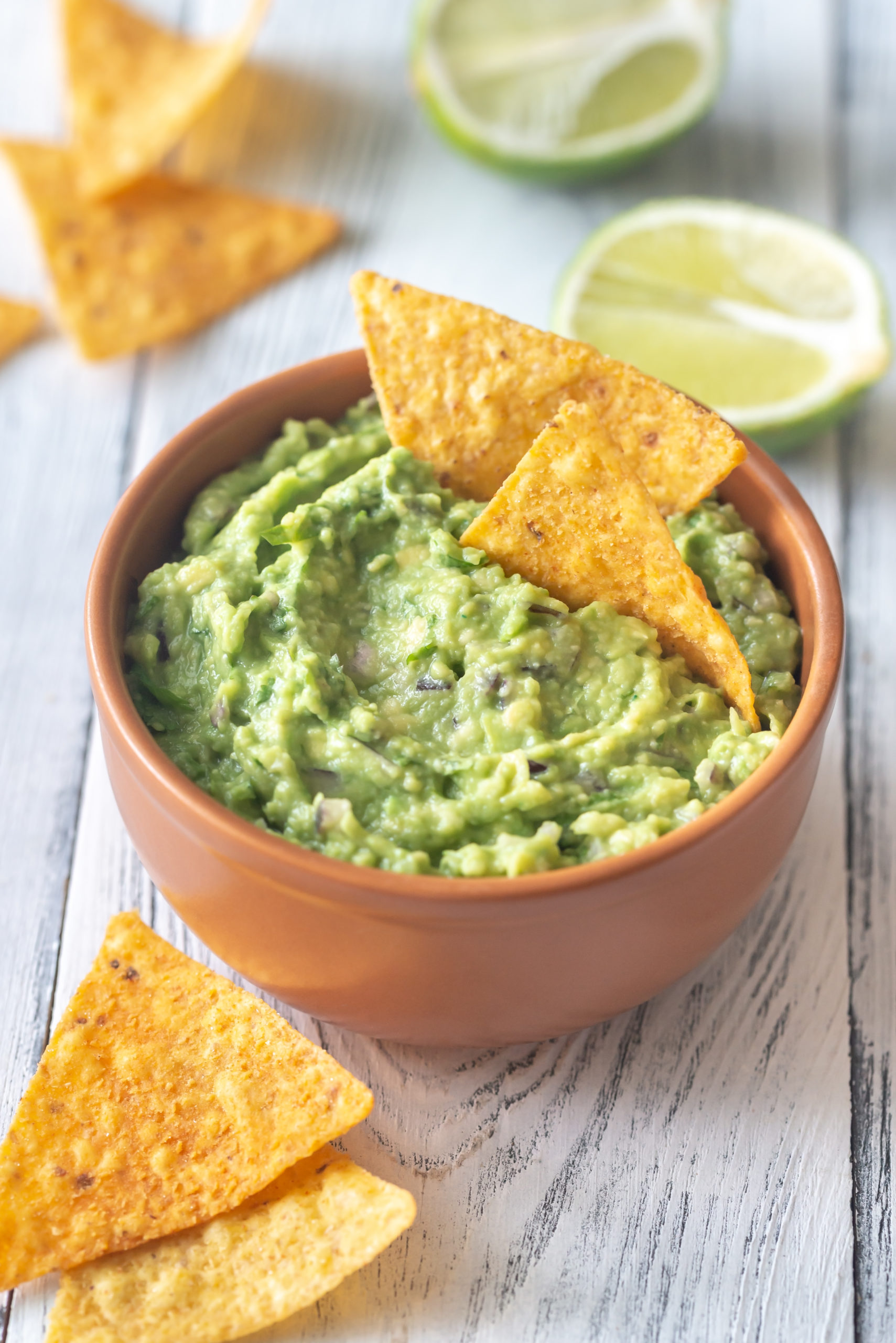 Guacamole & collagen dip