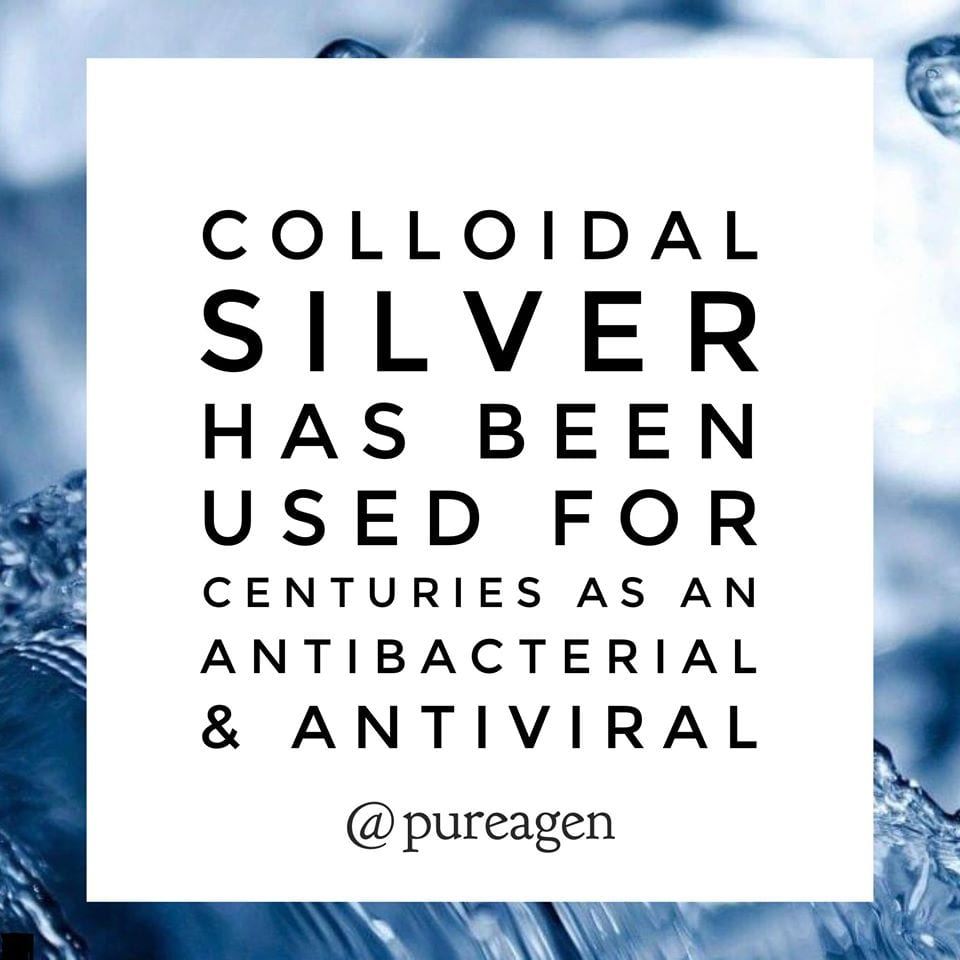 PUREAGEN Colloidal Silver UK