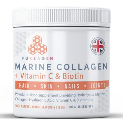 Hydrolysed Marine Collagen & Vitamins