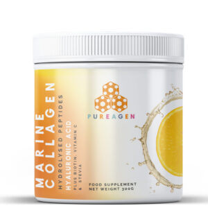 Hydrolysed Marine Collagen Powder & Vitamins