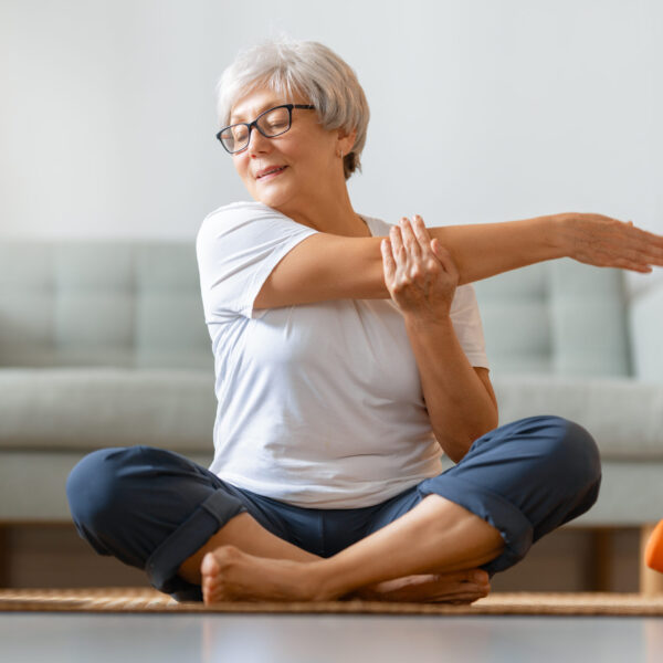 HEALTHY AGING & AN ACTIVE LIFESTYLE