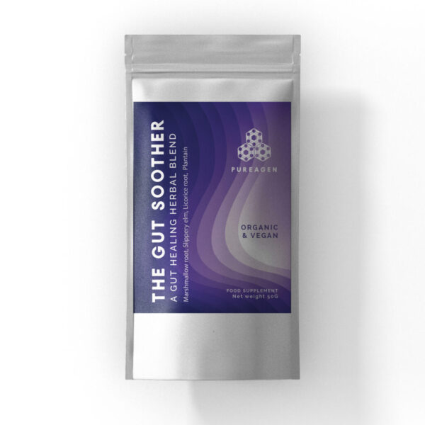 The Gut Soother Blend - 50g Ⓥ